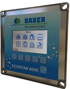 Bauer Ecostar 8000 screen
