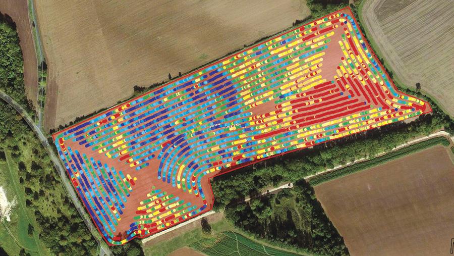 (2) Combine yield map raw edit