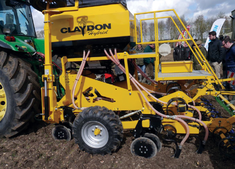Claydon Hybrid