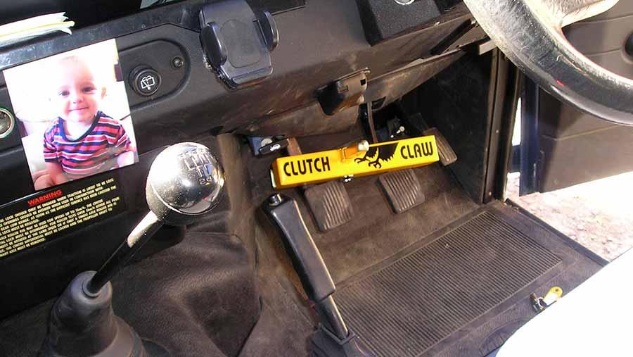 Clutch-Claw