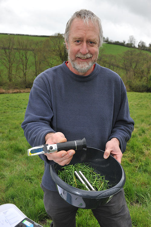 Dr David Davies of Silage Solutions