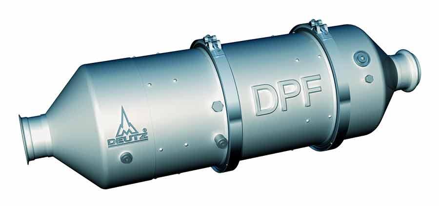 deutz DPF