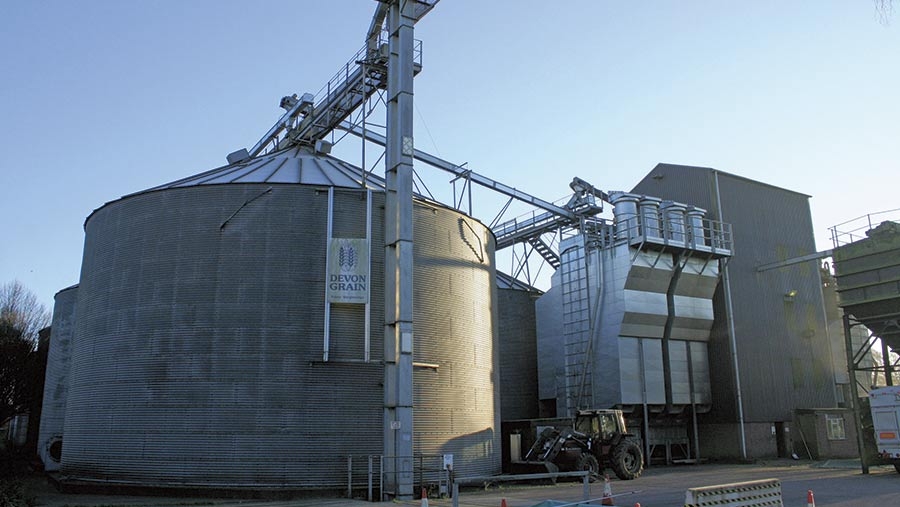 The dual-column continuous-flow dryer has transformed post-harvest operations © Peter Hill