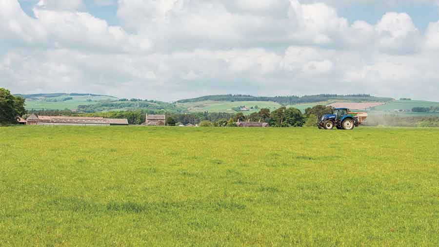 Easter Kilwhiss Farm