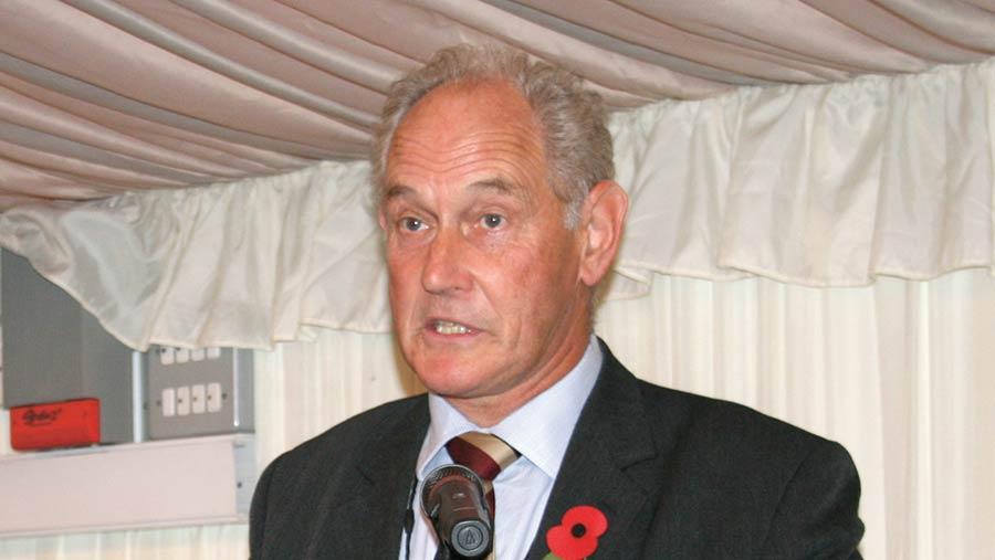Professor John Alliston