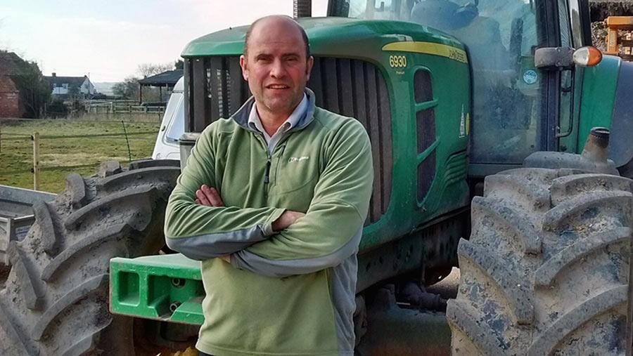 Newark grower John Miller