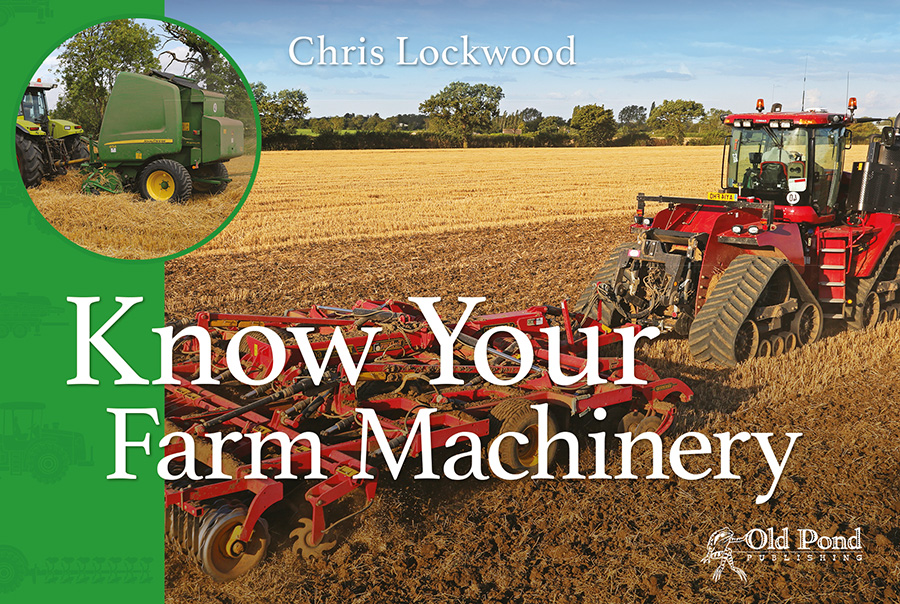 Cover of Know Your Farm Machinery book