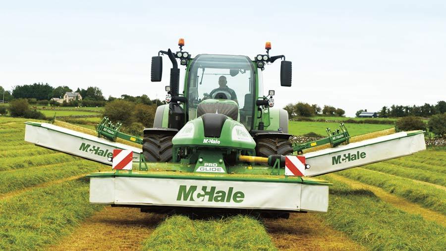 McHale Pro Glide B9000 F3100