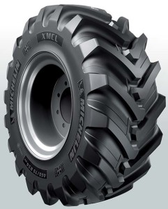Michelin XMCL tyre