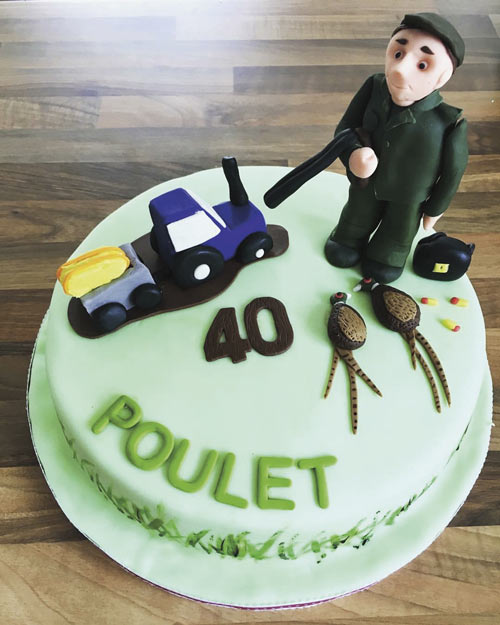 farmer cake by Polly Bishop