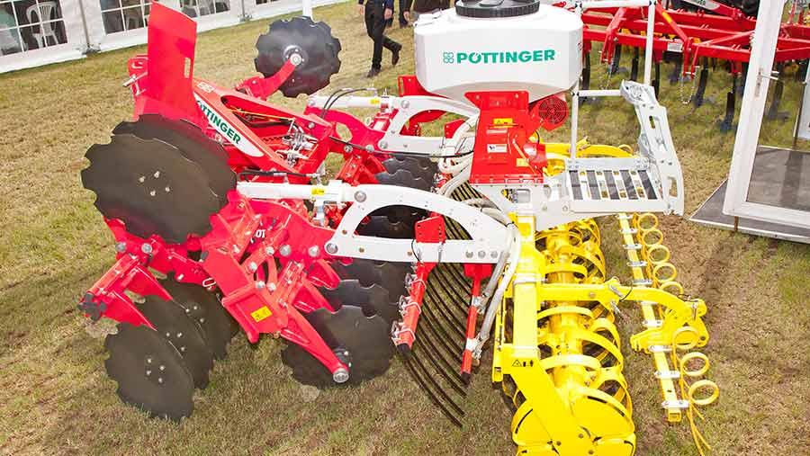 Pottinger drill