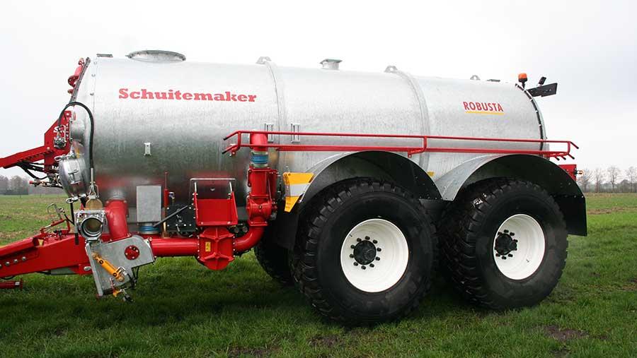 Schuitemaker-slurry-tanker