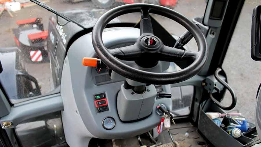 valtra cab