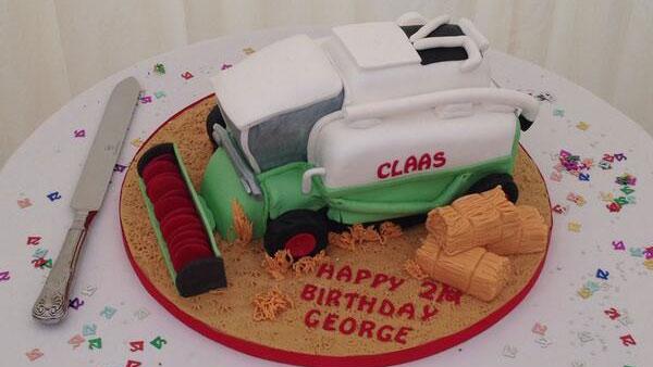 Will Wright cake