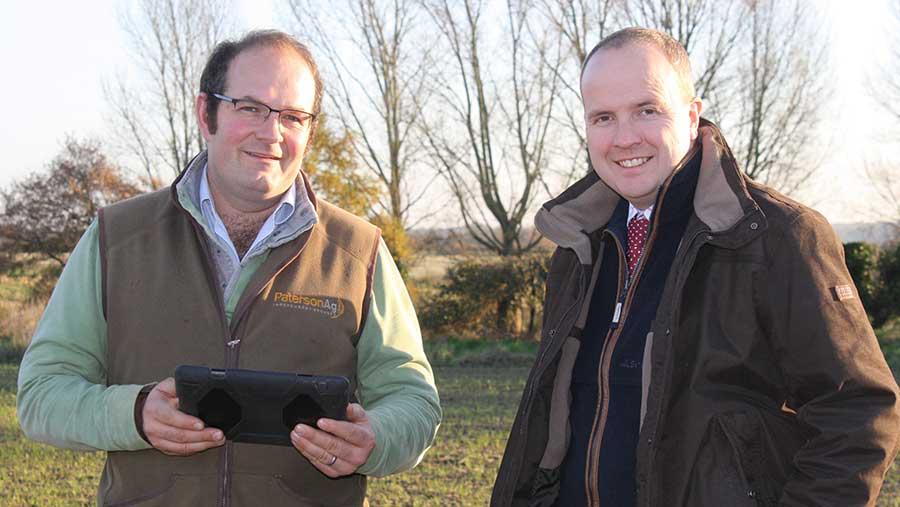 Tom Bradshaw and Oliver Wood Omnia