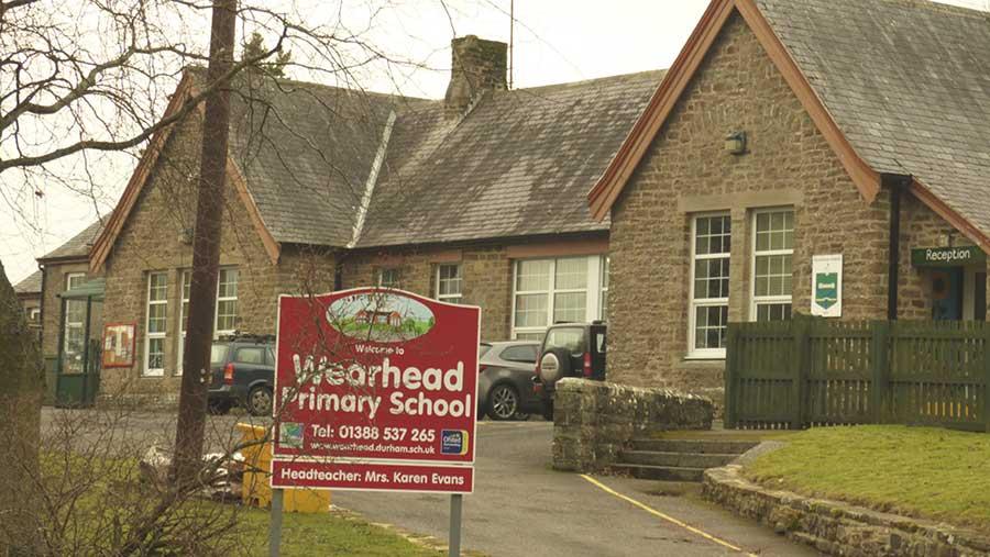 Wearhead school