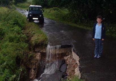 flooding damage in sheffield