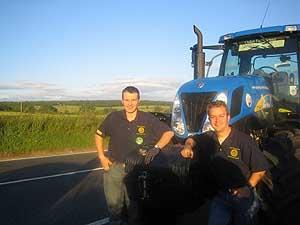 Tractor challenge2
