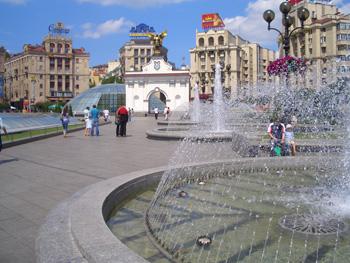 Kiev – taking pride in it's appearance