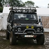 Tomb Raider LE 110 kitted for off roading