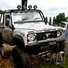 Scorpion Racing prepared challenge 90 displaying axle articulation