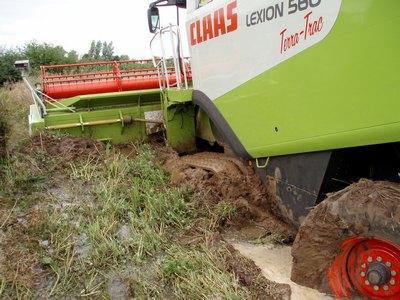 stuck combine 2
