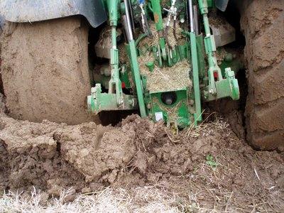 stuck combine 8