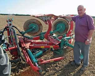 Match ploughing
