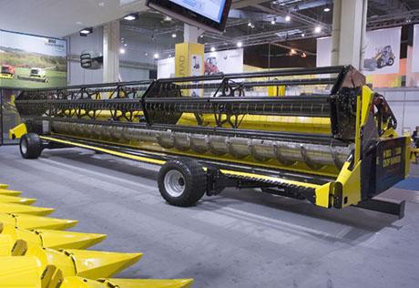 Biso 12m (40ft) combine header