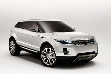 land rover coupe