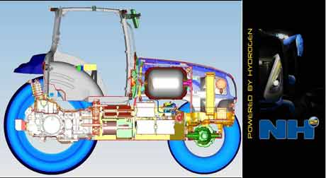 New-Holland-fuel-cell-tractor