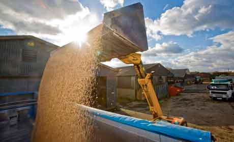 grain-loading