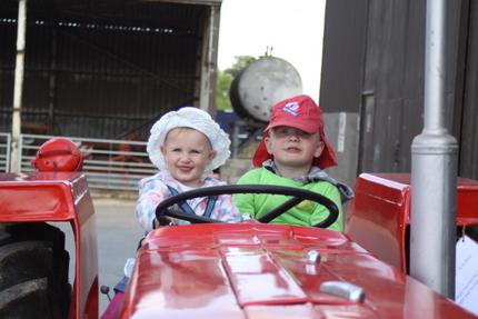 Open Farm Sunday 2009 1