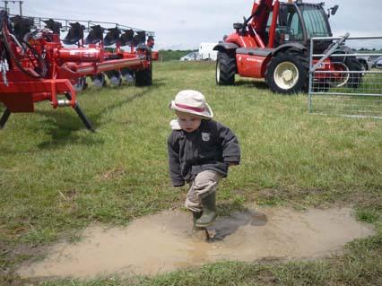 Open farm Sunday 2009 3