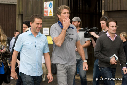 The hoff at the east of england show