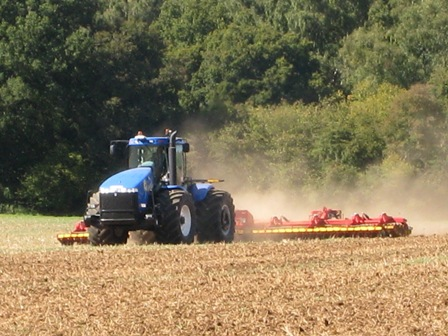 New Holland cultivations UGC