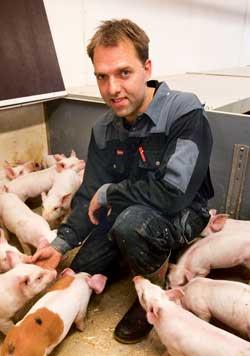 ole haahr danish pig farmer