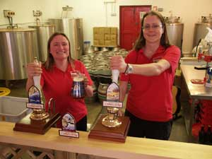 Rhian-Davies-and-Samantha-Thomson-at-Gwaun-Valley-