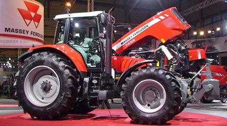 AG2009: MF 7499 II