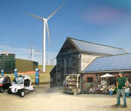 Energy farmer