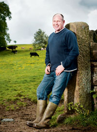 Simon Frost beef focus farmer