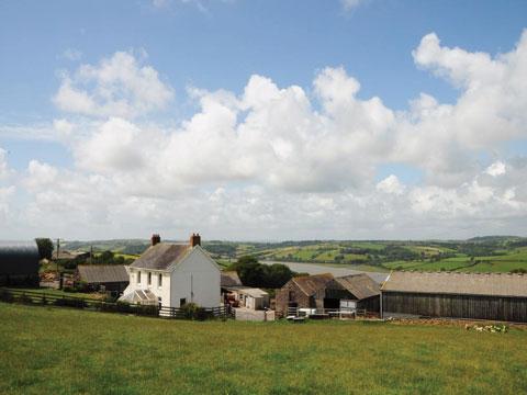 Hamstead Farm Wales