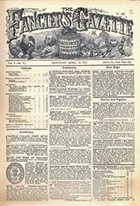 fanciers gazette cover