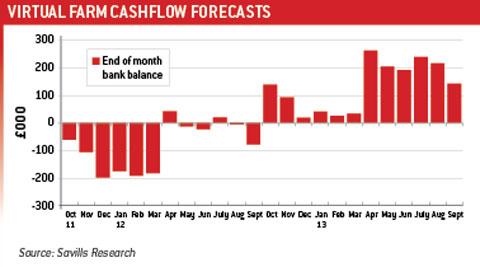 Virtual Farm Cashflow Forecasts
