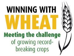 Winning With Wheat logo