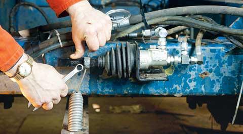 adjusting-lever