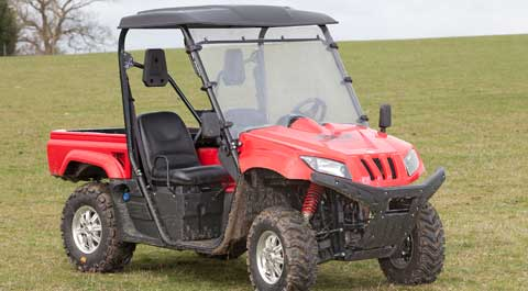 Electric ATV test: Avid eBear