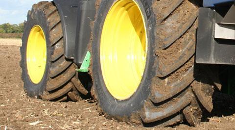 Michelin Xeobib tyres