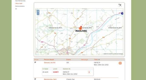 Trackplot web portal