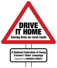 Drive it Home campaign logo